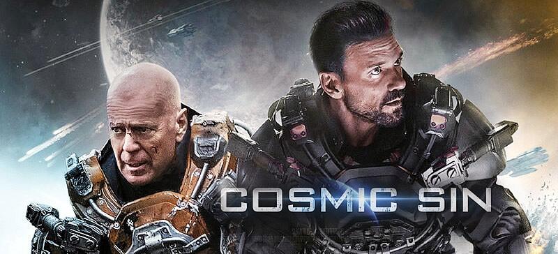 Cosmic Sin | Filme de ficção científica de ação com Bruce Willis e Frank Grillo