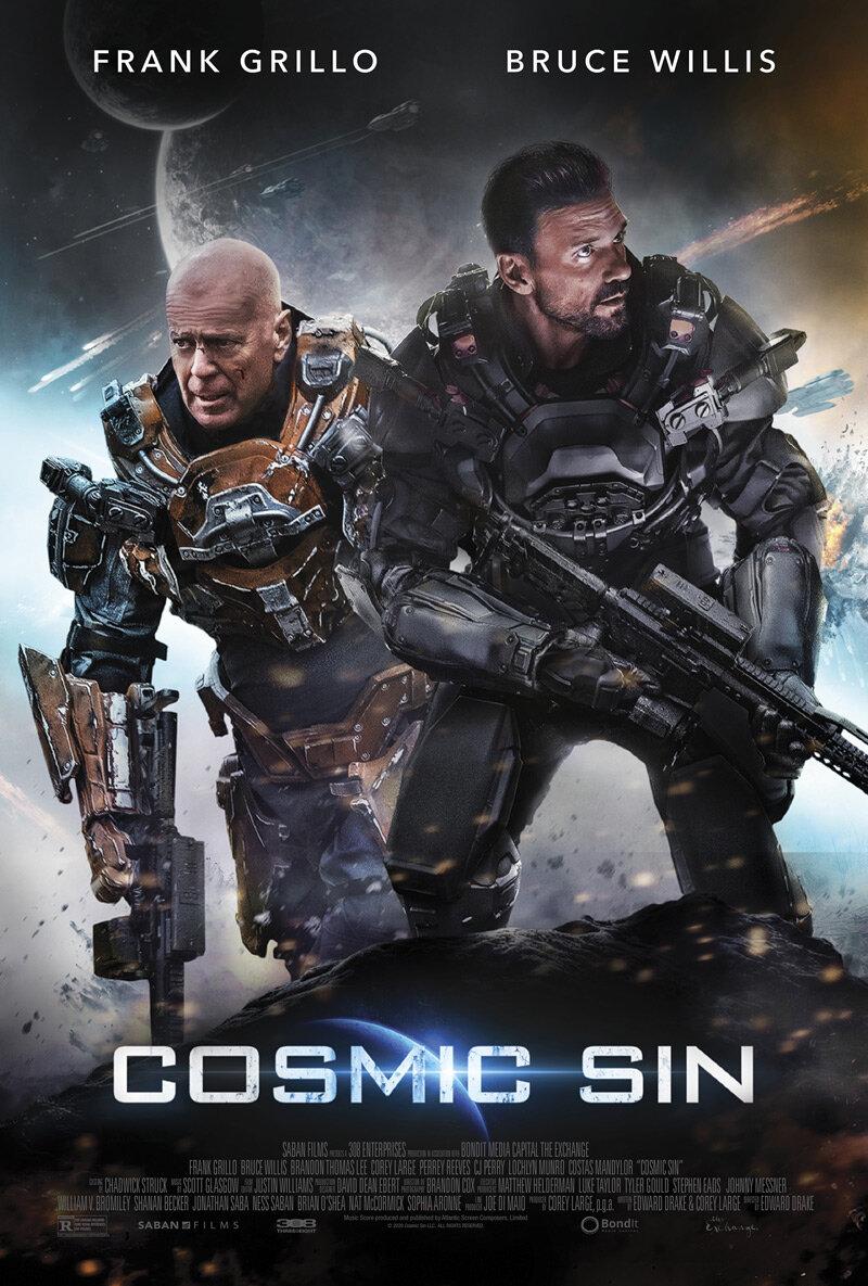 cosmic sin ficcao cientifica bruce willis e frank grillos - Cosmic Sin   Filme de ficção científica de ação com Bruce Willis e Frank Grillo
