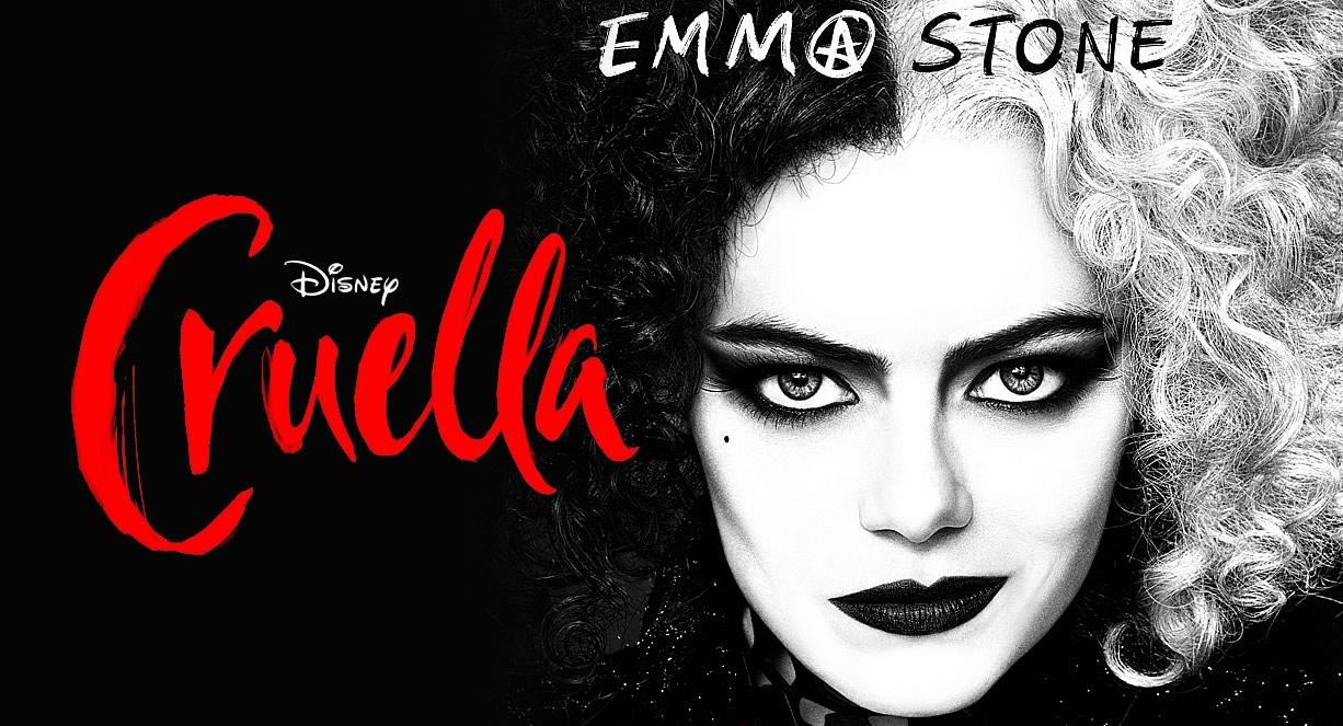 Cruella com Emma Stone | Divulgado trailer do novo live-action da Disney