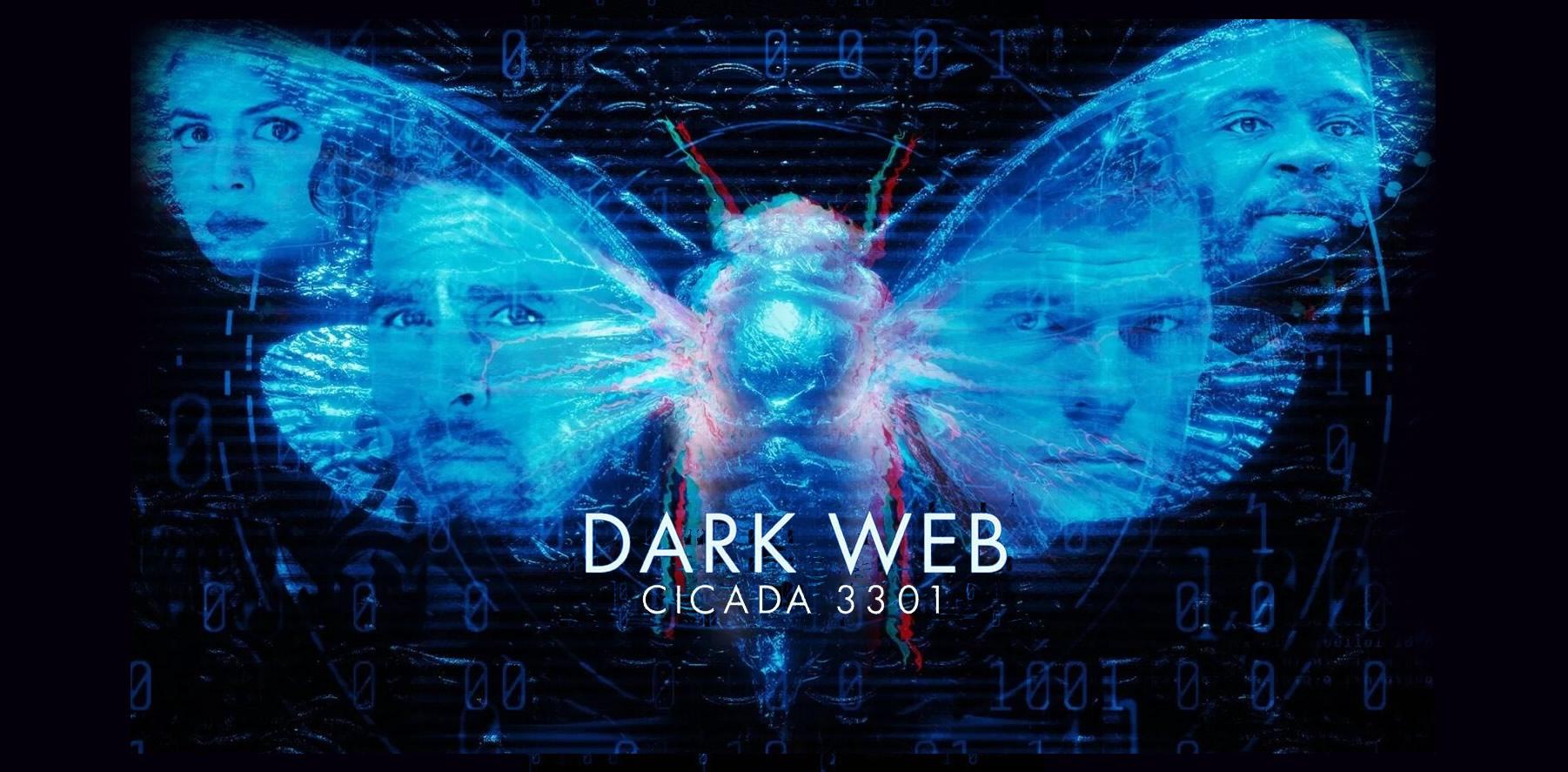 Dark Web: Cicada 3301 | Cyber-Thriller baseado em uma série de eventos da vida real misteriosos e não resolvidos