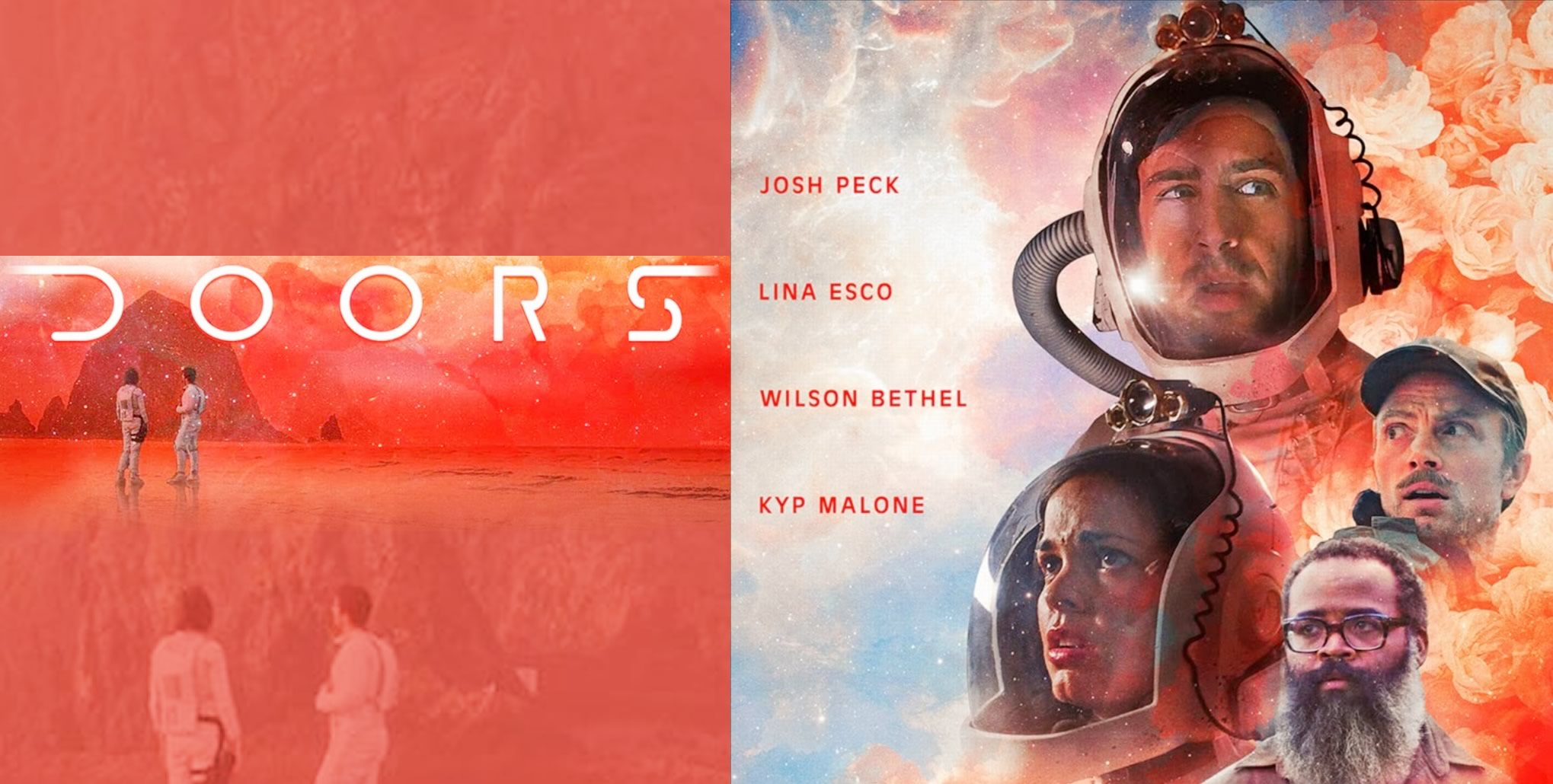 DOORS   Ficção científica cósmica com Josh Peck