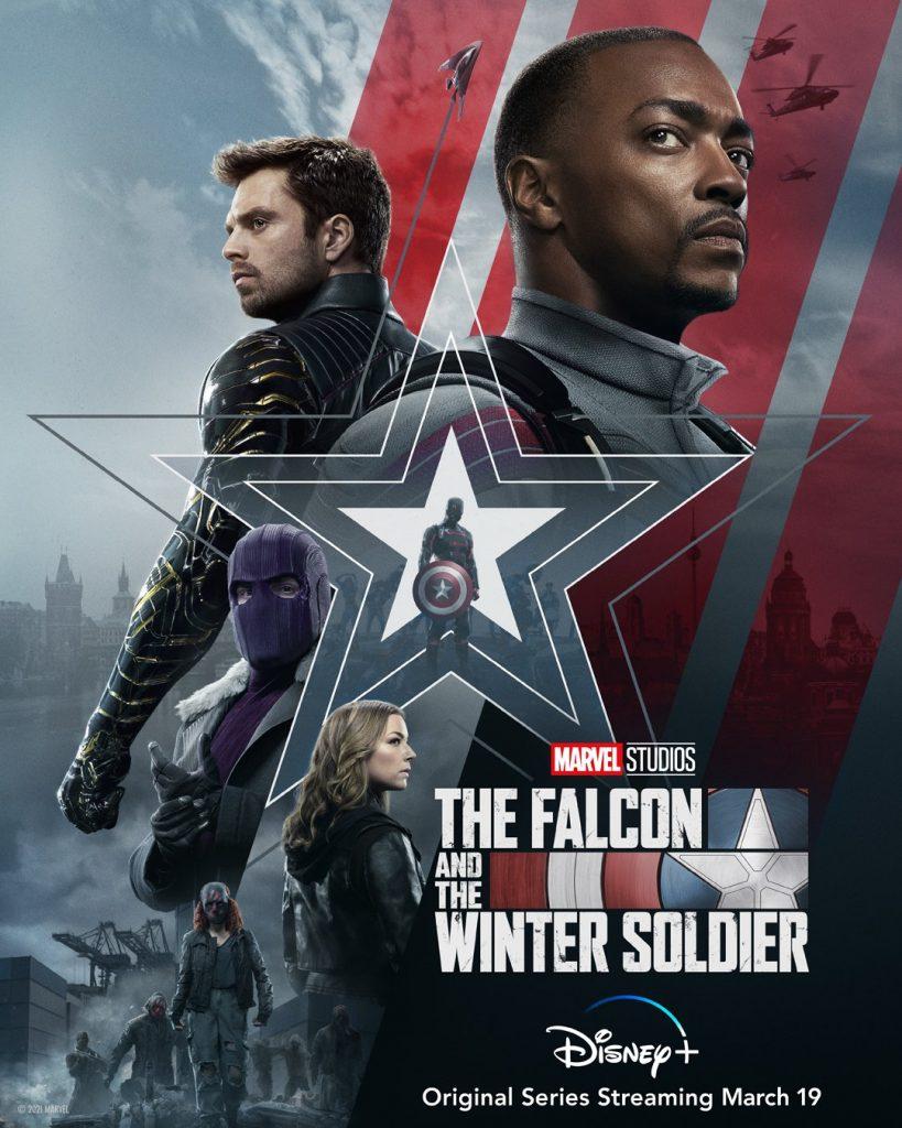 falcao e o soldado invernal disney plus marvel studios - Falcão e o Soldado Invernal | Série tem trailer oficial divulgado pela Marvel Studios