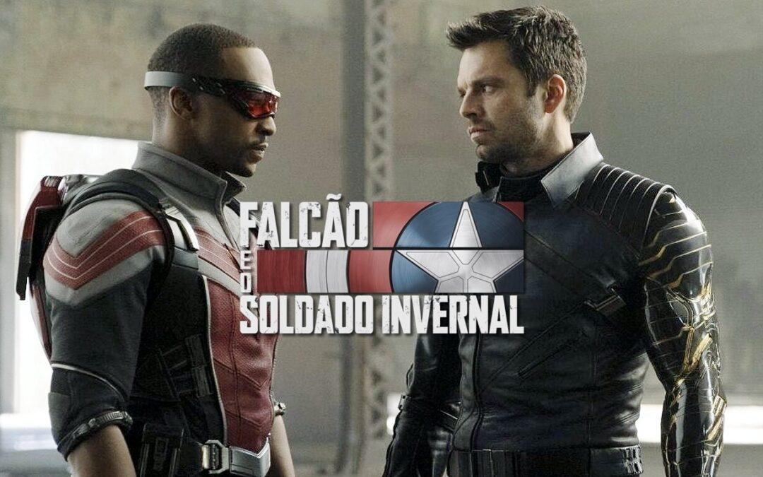 Falcão e o Soldado Invernal | Marvel libera novas fotos da série