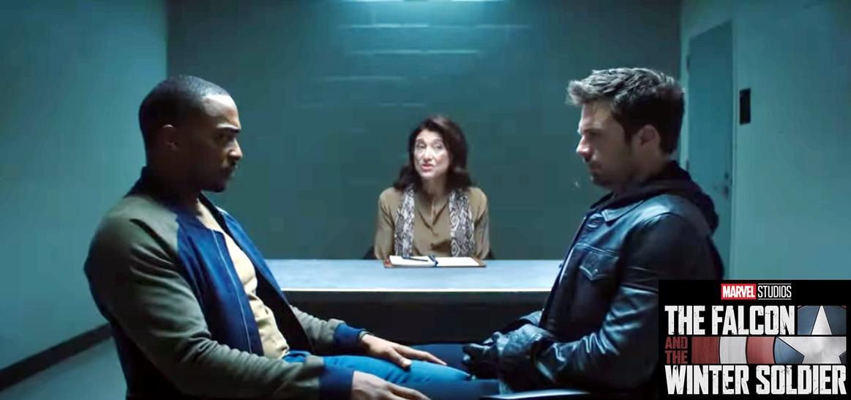 Falcão e o Soldado Invernal | Série tem trailer oficial divulgado pela Marvel Studios