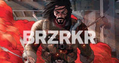 Keanu Reeves lança sua série em quadrinhos BRZRKR com trailer narrado por ele mesmo