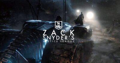 Liga da Justiça Snyder Cut | Último teaser antes do trailer oficial com destaque para o Batmóvel