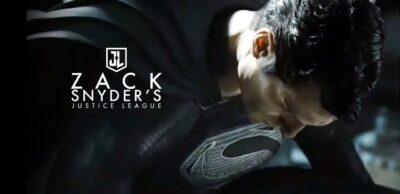Liga da Justiça Snyder Cut | Trailer oficial divulgado com cenas inéditas