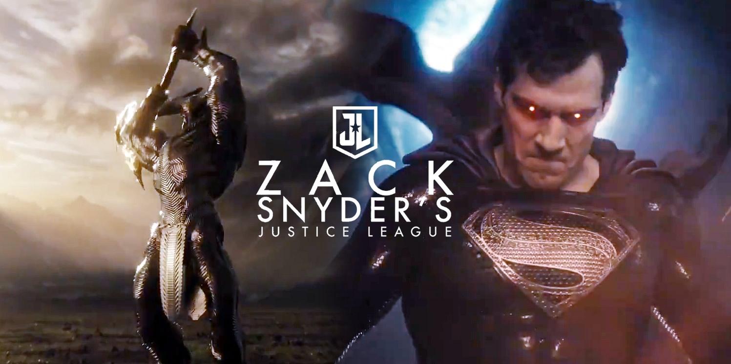Liga da Justiça Snyder Cut | Zack Snyder divulga teaser antes do trailer