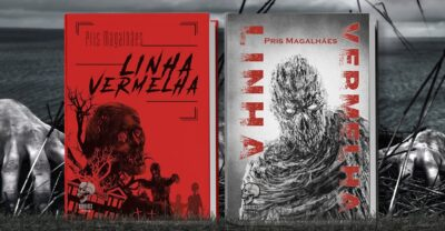 Linha Vermelha – Livro de Pris Magalhães em Campanha no Catarse