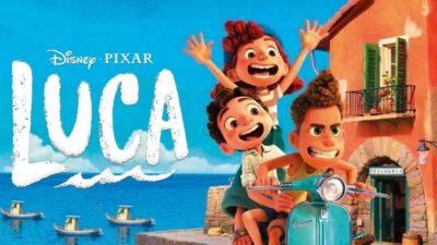 Luca | Trailer e cartaz da nova animação da Disney e Pixar