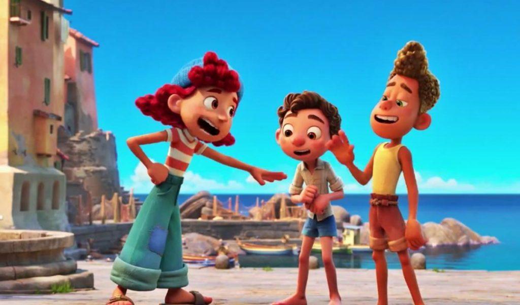 Luca Trailer nova animação da Disney e Pixar