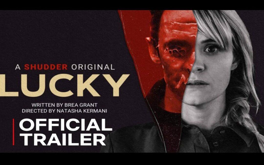 LUCKY   Thriller de terror com Brea Grant pela Shudder Original