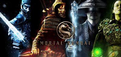 MORTAL KOMBAT o Filme | Cartazes animados antecipando trailer oficial