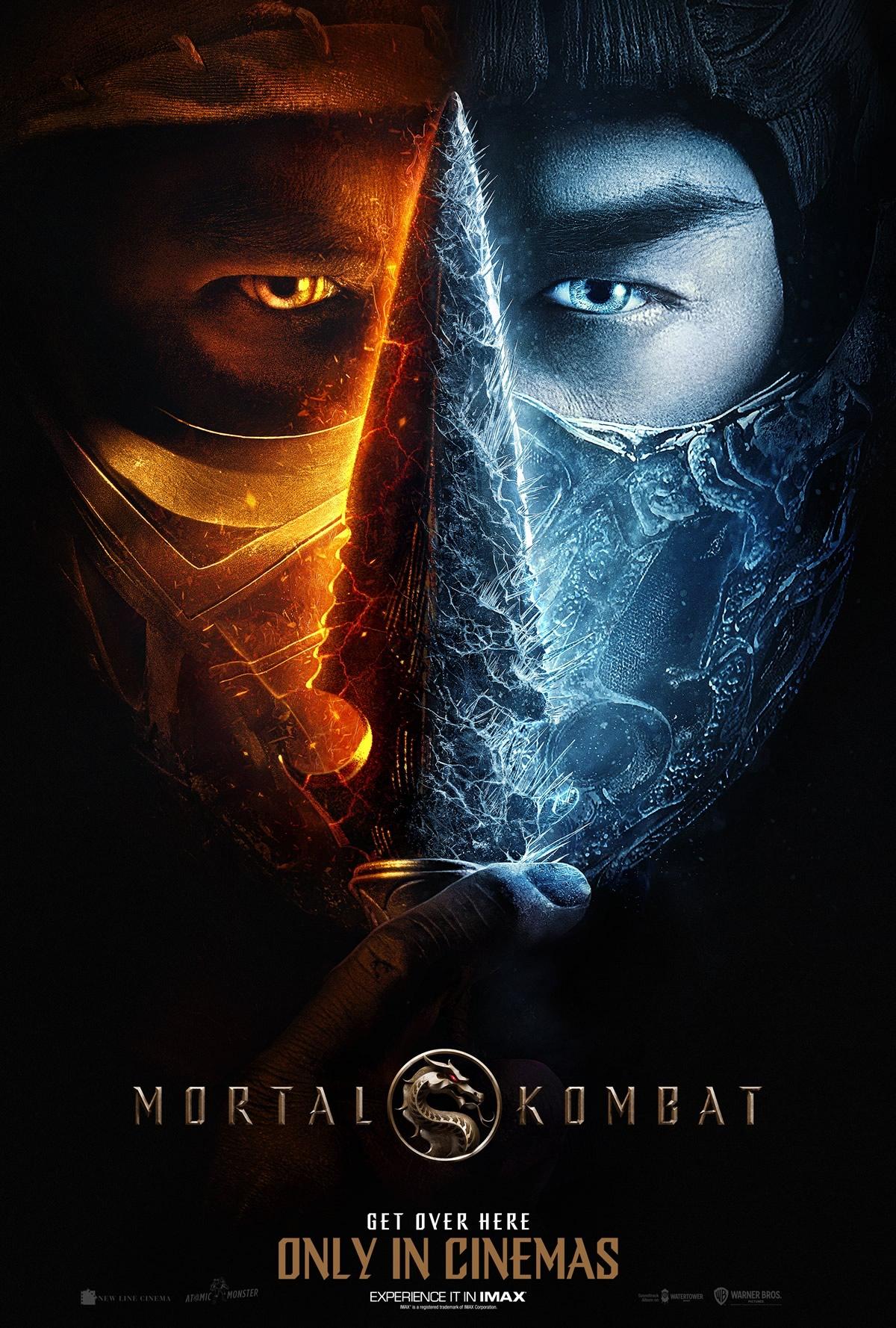 MORTAL KOMBAT | Trailer divulgado com golpes e muito sangue inspirado nos games