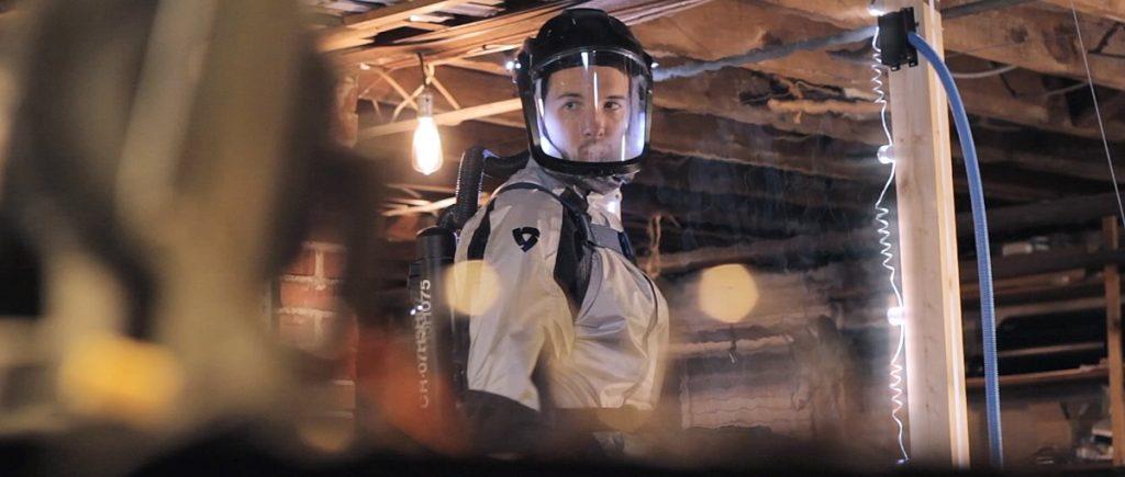 NORMAN | Filme de ficção científica de Joel Guelzo sobre viagem no tempo