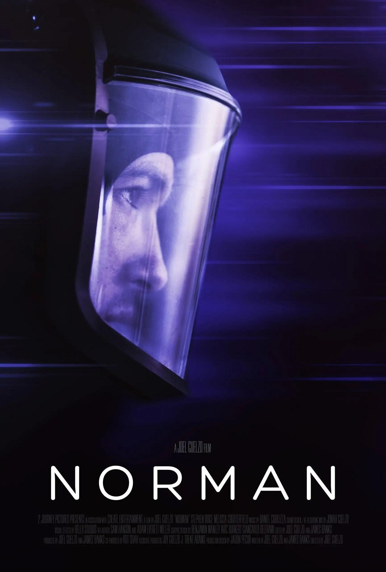norman filme de ficcao cientifica de joel guelzo sobre viagem no tempo - NORMAN | Filme de ficção científica de Joel Guelzo sobre viagem no tempo