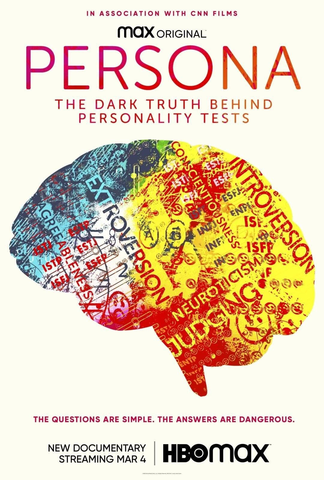 PERSONA | Documentário na HBO MAX sobre a verdade sombria por trás dos testes de personalidade