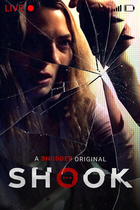 SHOOK  Influencer digital é alvo de uma campanha de terror online no novo filme da Shudder