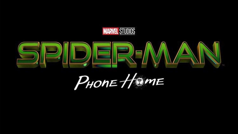 Tom Holland: SPIDER-MAN PHONE HOME