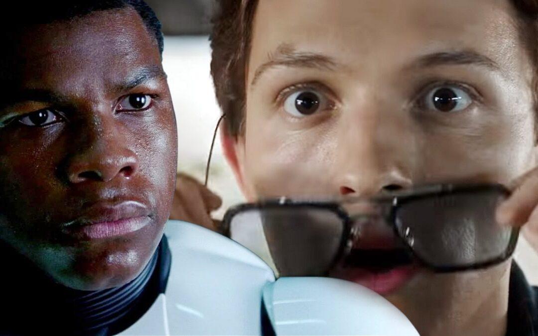 Star Wars: O Despertar da Força   Tom Holland quase interpretou o personagem Finn