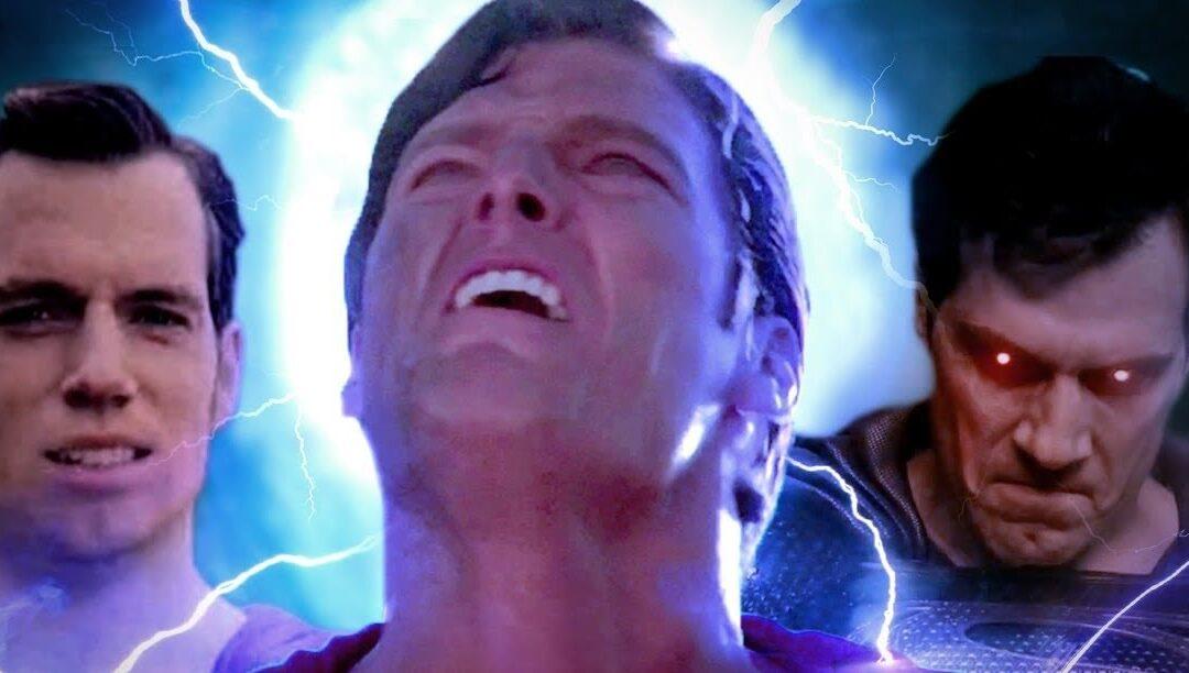 Liga da Justiça Snyder Cut | Fã cria vídeo onde Superman de Christopher Reeve corrige a versão de Liga da Justiça 2017