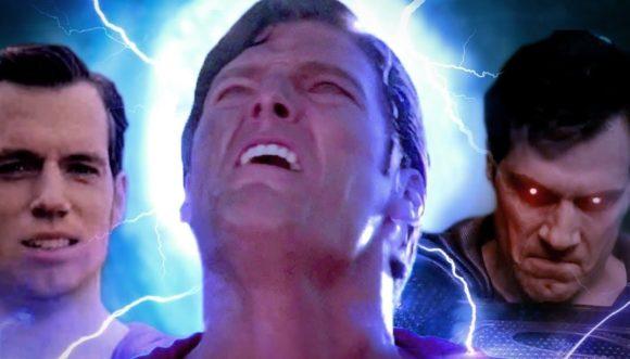 Liga da Justiça Snyder Cut   Fã cria vídeo onde Superman de Christopher Reeve corrige a versão de Liga da Justiça 2017