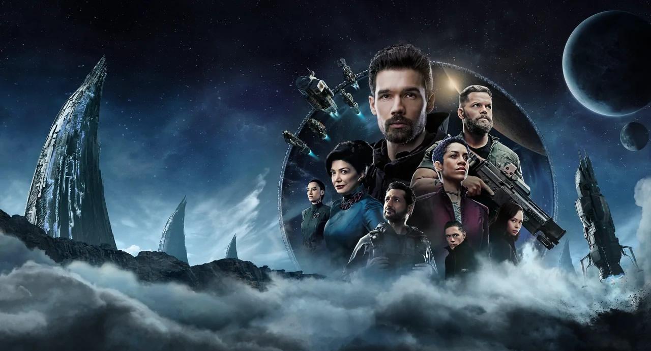 The Expanse | Amazon Prime libera erros de gravação da Quinta Temporada