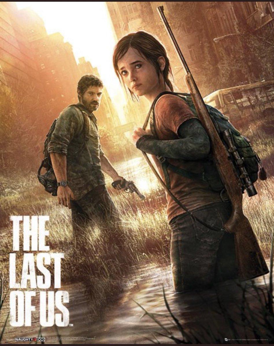The Last of Us - Pedro Pascal de The Mandalorian como Joel Miller