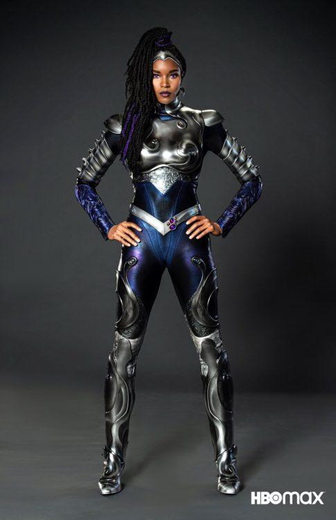 titans terceira temporada visual de estrela negra revelado 1 485x750 - Titans Terceira Temporada | Visual de Estrela Negra é revelado