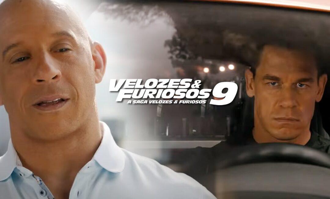 Velozes & Furiosos 9 | Trailer insano divulgado no Super Bowl