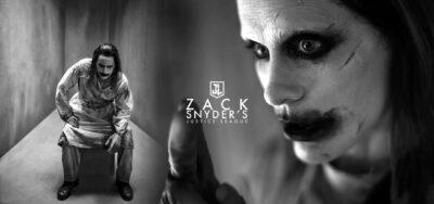 Zack Snyder compartilhou imagens do Coringa de Jared Leto na sua versão de Liga da Justiça