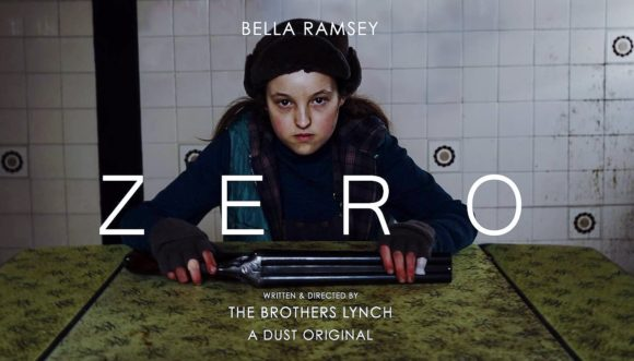 ZERO   Curta-metragem de ficção científica com Bella Ramsey de GAME OF THRONES
