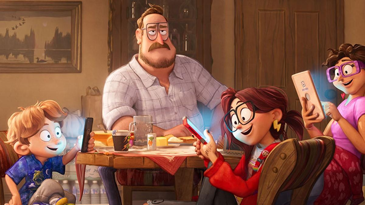 A Família Mitchell e a Revolta das Máquinas | Animação na Netflix tem novo trailer divulgado