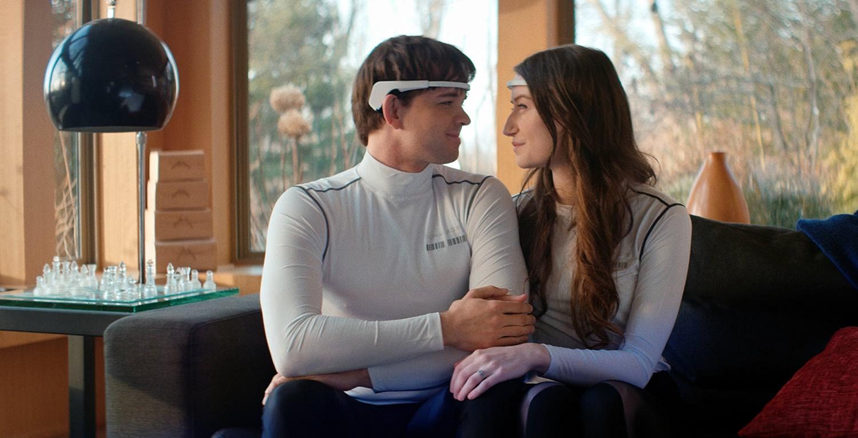 A Fase da Lua de Mel Experimento científico onde um casal deve se suportar por 30 dias em uma casa inteligente