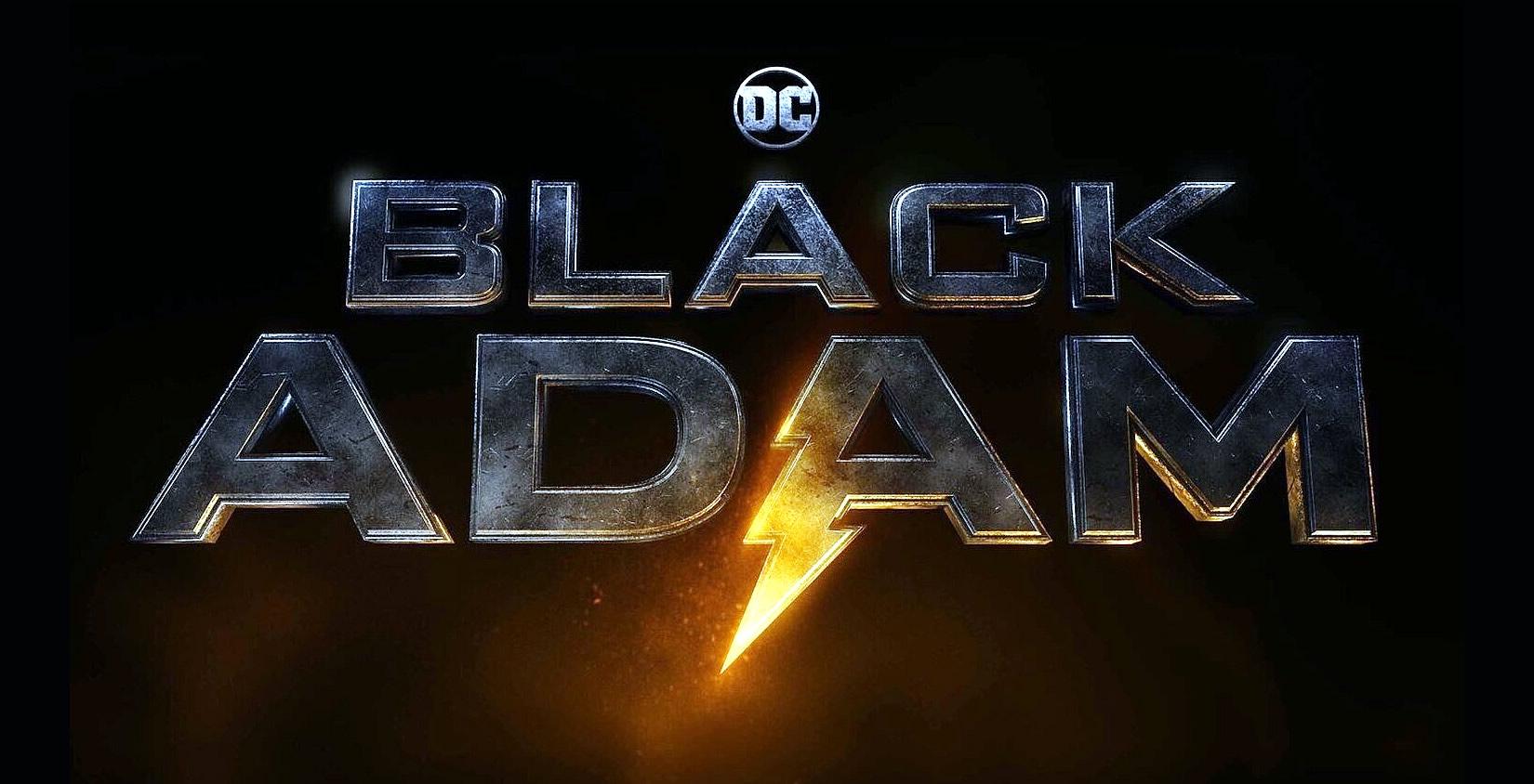 Adão Negro | Dwayne Johnson revela data de lançamento em pôster e vídeo