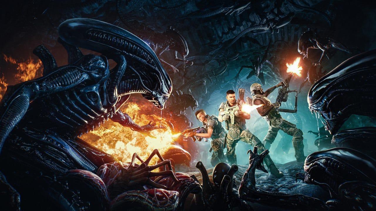 Aliens: Fireteam | Game ambientado no universo Alien é anunciado oficialmente