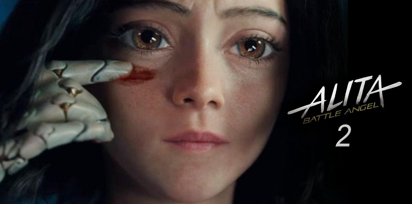 Alita: Anjo de Combate 2 | Os planos de Robert Rodriguez para a sequência do longa