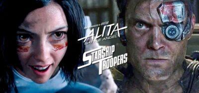 Alita: Anjo de Combate | Diretor Robert Rodriguez pode estar envolvido em série de Tropas Estelares