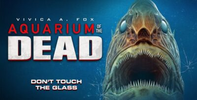 Aquário dos Mortos | Filme de terror de ficção científica onde um acidente transforma criaturas aquáticas em Zumbis