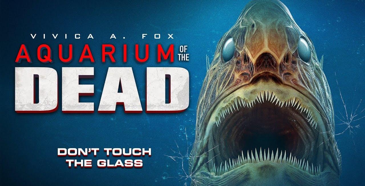 Aquário dos Mortos | Filme de terror de ficção científica onde um acidente transforma criaturas aquáticas em Zumbis com Vivica A. Fox