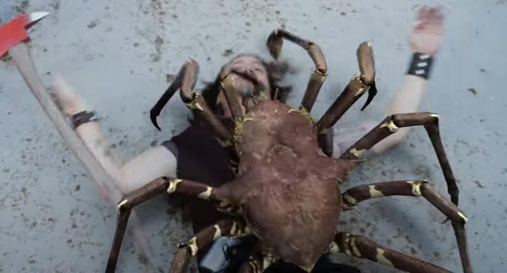 aquarium of the dead vivica a fox - Aquário dos Mortos | Filme de terror de ficção científica onde um acidente transforma criaturas aquáticas em Zumbis