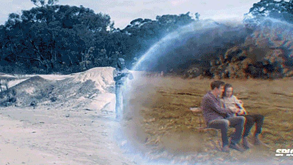 Time Trap curta-metragem de ficção científica de Michael Shanks