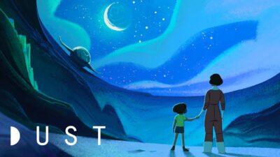 Burn Out | Curta-metragem Animado de ficção científica por Cécile Carre