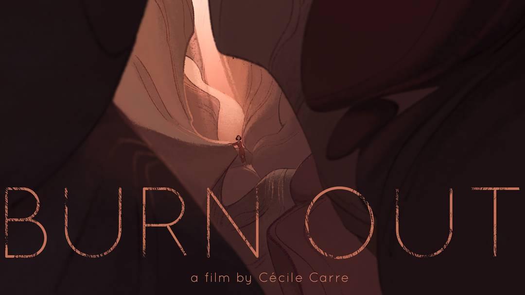 Burn Out Curta-metragem Animado de ficção científica por Cécile Carre