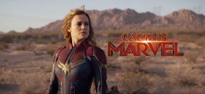 Capitã Marvel – Deepfake com Charlize Theron no papel da heroína da Marvel