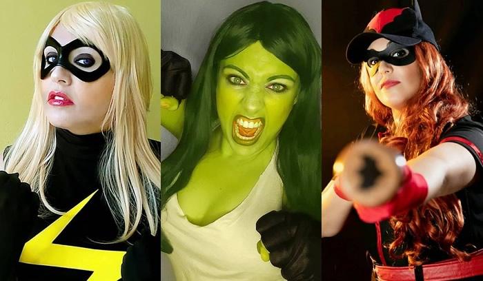 cosplay cinerockgirl thumb mobile - Gabriella Ponte - Cosplayer CineRockGirl