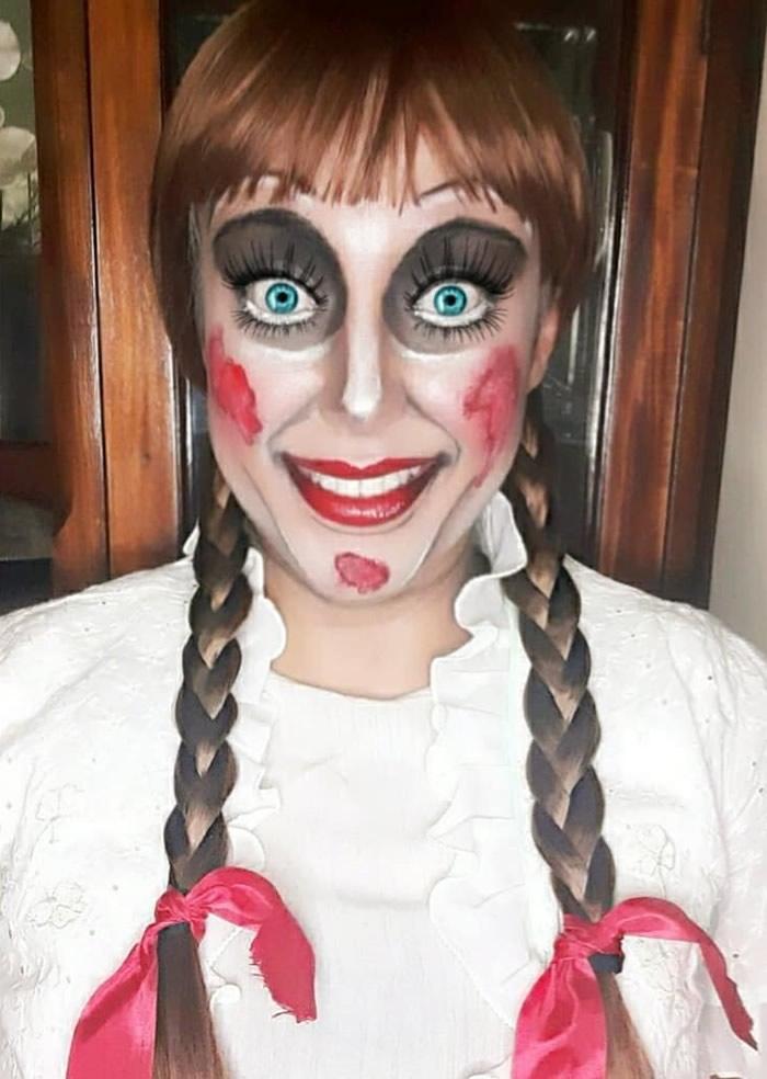 cosplayer anabelle terror - Gabriella Ponte - Cosplayer CineRockGirl