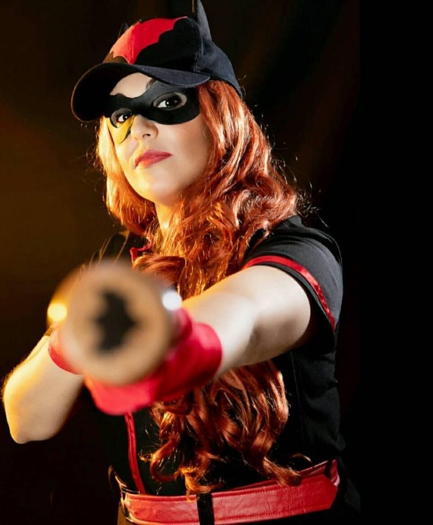 cosplayer batwoman cinerockgirl - Gabriella Ponte - Cosplayer CineRockGirl