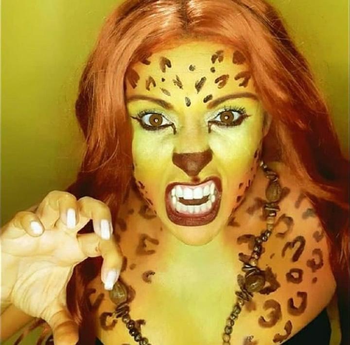cosplayer cheetah cinerockgirl - Gabriella Ponte - Cosplayer CineRockGirl