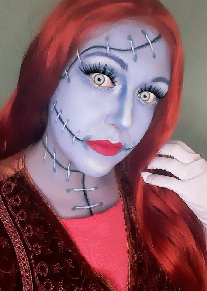 cosplayer jack terror - Gabriella Ponte - Cosplayer CineRockGirl